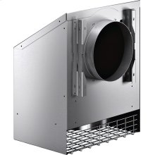 Remote fan unit 400 series AR 401 131 Stainless steel Max. air output 850 m /h Outside wall mounting