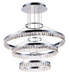 Icycle LED Pendant