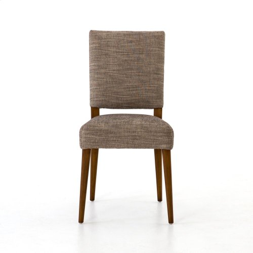 Striae Sepia Cover Kurt Dining Chair