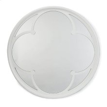 Lula Mirror In White Gloss
