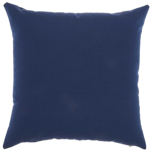 """Outdoor Pillows L0032 Navy 18"""" X 18"""""""