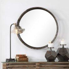 Genovia Round Mirror