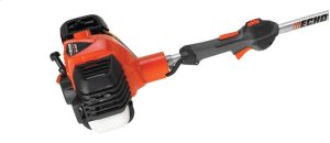 25.4 cc professional-grade long shaft Hedge Trimmers with military-grade engine