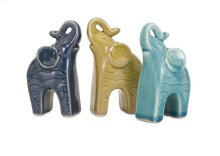Barinas Elephant Statuaries - Ast 3