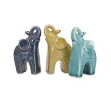 Barinas Elephant Statuaries - Ast 3