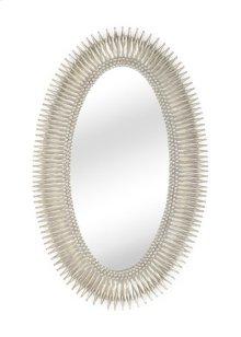 Lucius Mirror - Silver