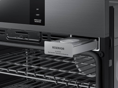 """30"""" Steam-Assisted Double Wall Oven, Stainless Steel"""