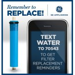 GE Replacement Membrane Filter - Reverse Osmosis System