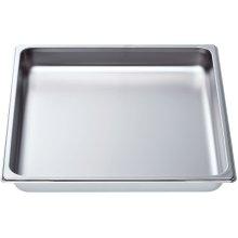 "Cooking pan - full size, 1 5/8"" deep"
