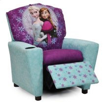 KIDZ WORLD 1300 Disney Frozen Youth Recliner
