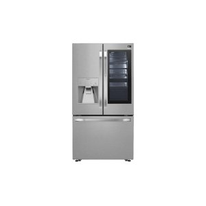 LG Appliances  LG STUDIO 24 cu. ft. Smart wi-fi Enabled InstaView™ Door-in-Door® Counter-Depth Refrigerator with Craft Ice™ Maker