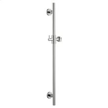 30 Inch Round Slide Bar - Polished Chrome