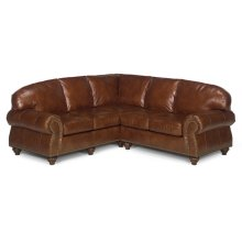 Stella Leather Sectional