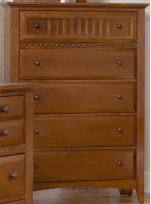 Simply Shaker Too Drawer Chest