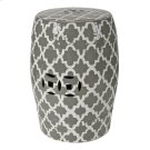 Finley Stool,Gray Product Image