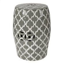 Finley Stool,Gray