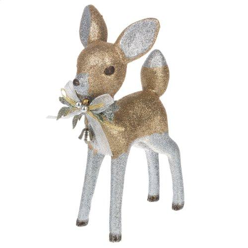 Standing Deer.