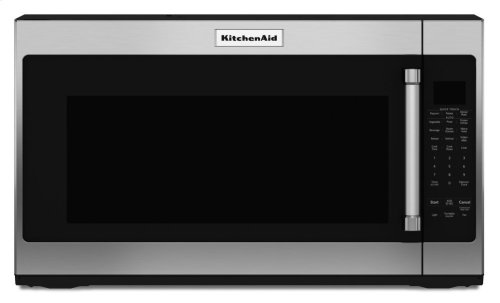 "1000-Watt Microwave with 7 Sensor Functions - 30"" - Stainless Steel"
