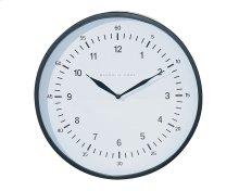 Black Emily Wall Clock - Small