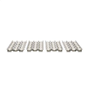 CoyoteCeramic Briquette Set for 42 Inch Grills
