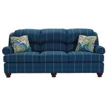 Sofa with Oak Leg