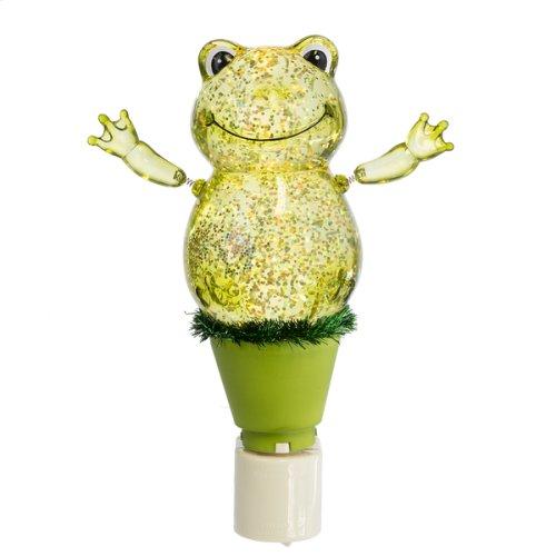 Frog Shimmer Night Light