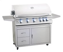 """Sizzler Pro 40"""" Freestanding Grill"""