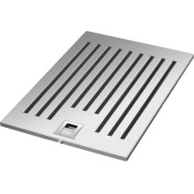 """Baffle filters kit 30"""" NEXT Stainless steel"""