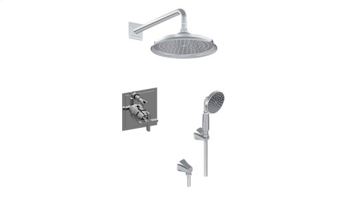 Full Pressure Balancing System - Shower and Handshower (Rough & Trim)