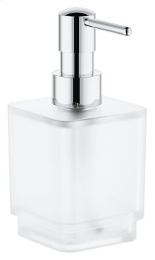 Selection Cube Soap Dispenser