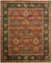 Jaipur Ja35 Brk Rectangle Rug 7'9'' X 9'9''