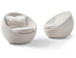 The Good Egg Swivel Chair