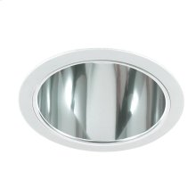 TRIM,6IN SPECULAR REFLECTOR - White