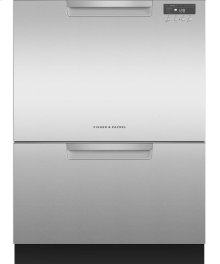 Double DishDrawer , 14 Place Settings, Sanitize (Tall)***FLOOR MODEL CLOSEOUT PRICING***