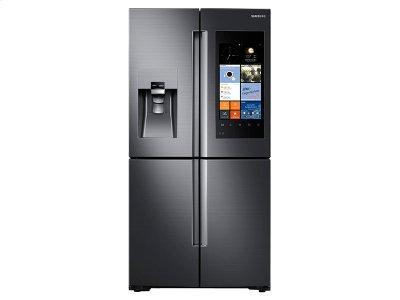 22 cu. ft. Counter Depth 4-Door Flex Refrigerator with Family Hub Product Image