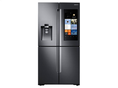 22 cu. ft. Counter Depth 4-Door Flex Refrigerator with Family Hub Product Image