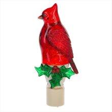 Cardinal Shimmer LED Night Light.