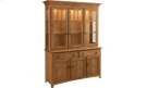 Mission Hutch 2 Door Product Image