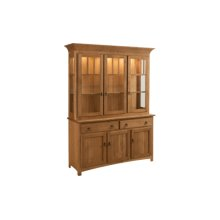 Mission Hutch 2 Door
