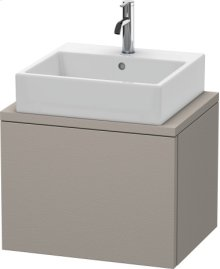 Delos Vanity Unit For Console Compact, Terra (decor)