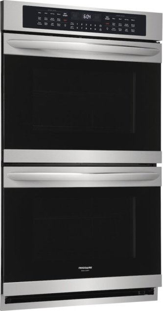 30'' Double Electric Wall Oven with Air Fry