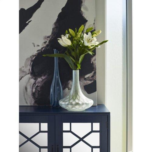 Seafarer Vase Pearl White