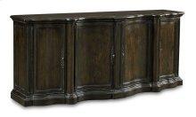 Continental Shaped Sideboard - Vintage Melange