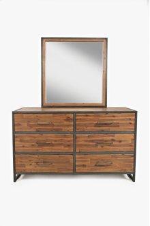 Studio 16 Dresser and Mirror