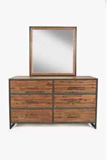 Studio 16 Dresser and Mirror