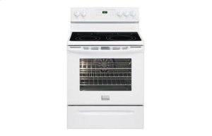 "Floor Model - Frigidaire Gallery 30"" Freestanding Electric Range"