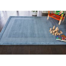 Westport Wp30 Bl Rectangle Rug 27'' X 18''