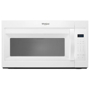 1.7 cu. ft. Microwave Hood Combination with Electronic Touch Controls - WHITE