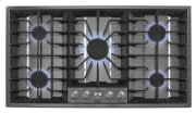 Gold® 36-inch Gas Cooktop with Recessed Grate Design Product Image