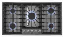 Gold® 36-inch Gas Cooktop with Recessed Grate Design